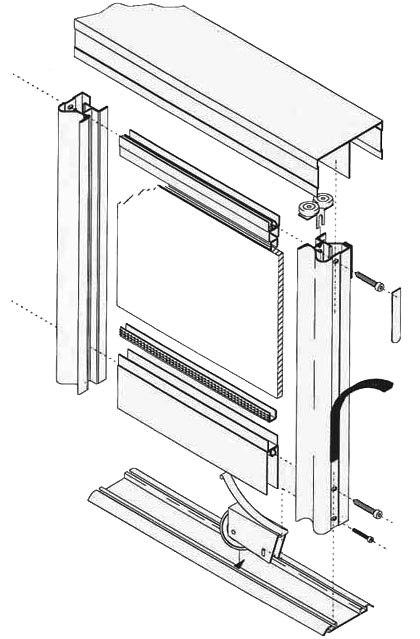Раумплюс официальный сайт схема сборки для деревянных дверей